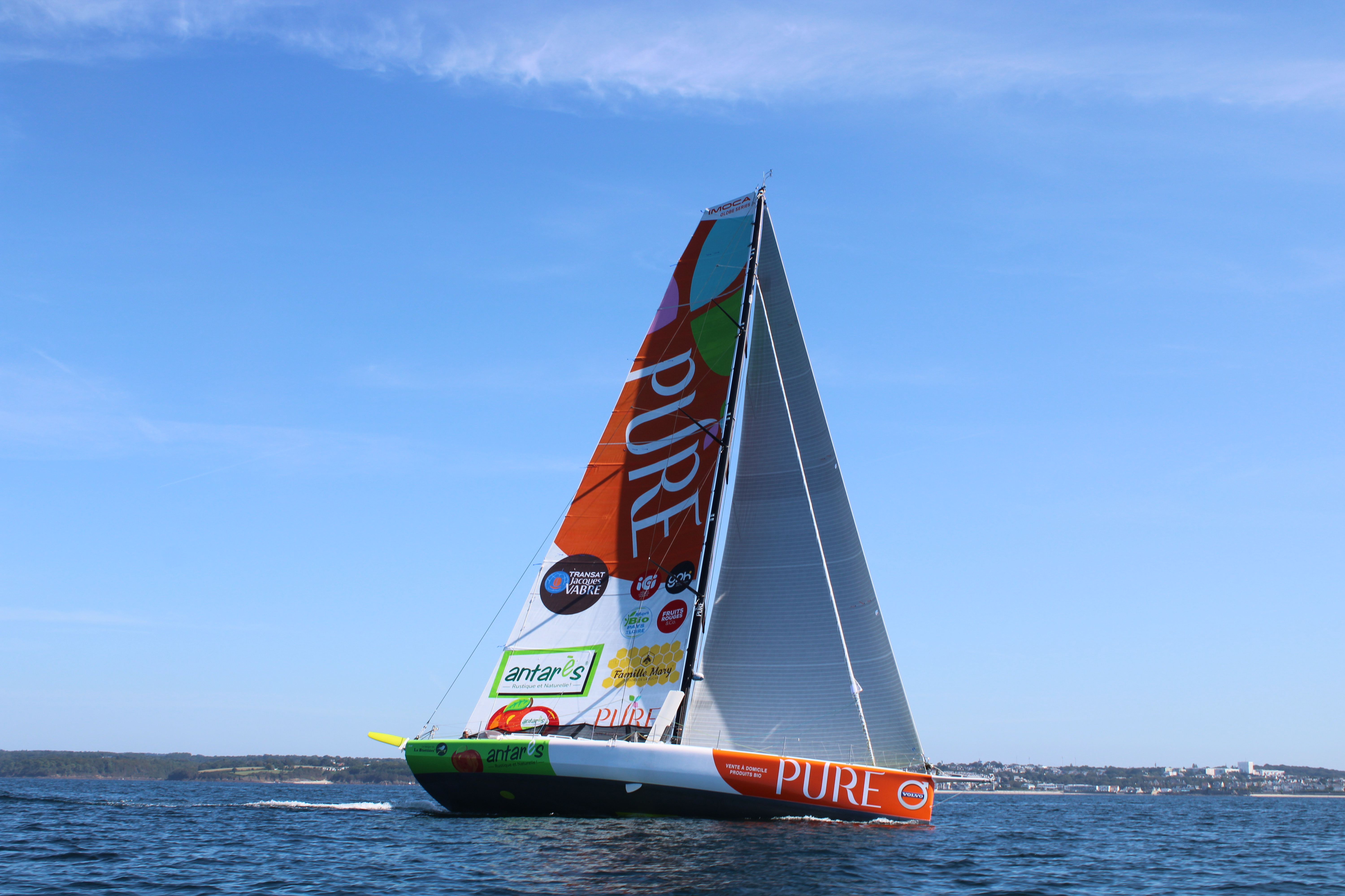 voilier IMOCA PURE