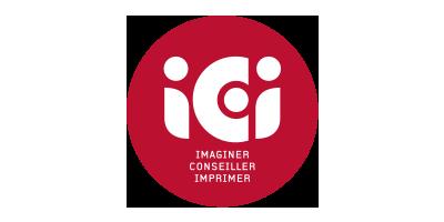 Logo de la marque ICI