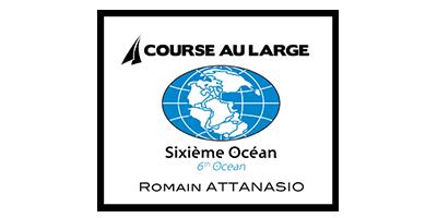 Logo de la marque Sixième Océan